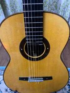 【桜井正毅 Maestro RF-J】うちの親父が国産最高峰のクラシックギター持ってるんだけど、興味ある人集ま...