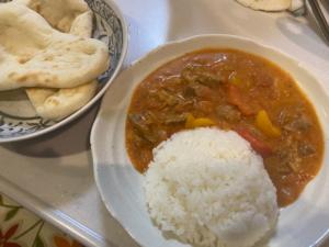 【お肉たっぷり】ラム肉を使った本格カレー【レシピ】