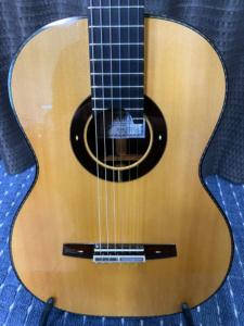 【クラシックギター】桜井正毅 Maestro RF 50thアニバーサリーモデル【国産最高・ハカランダ】